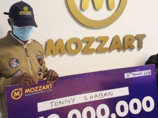 Mozzart jackpot winner